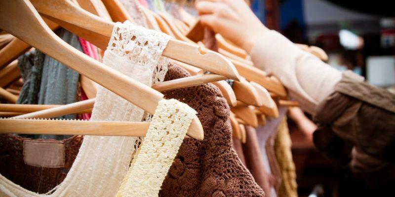 Comprar ropa de segunda mano económica