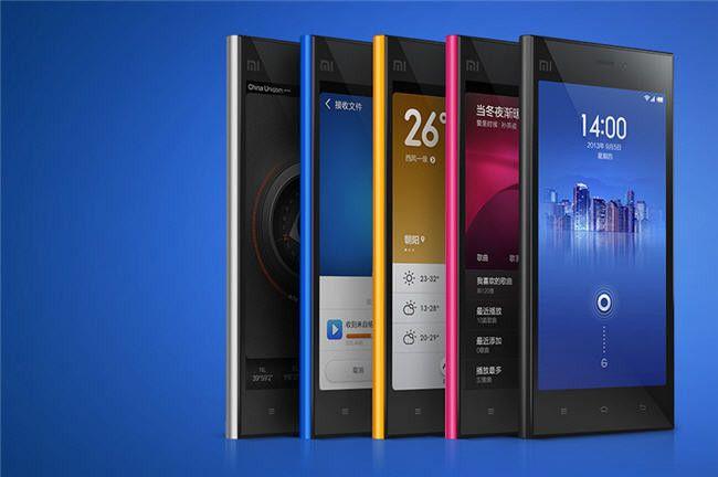 Comprar Xiaomi Mi3 económico