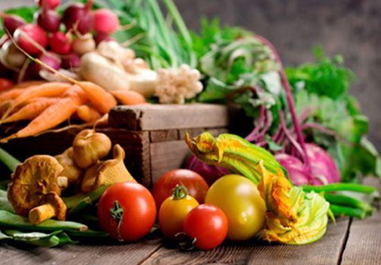 Comprar alimentos ecológicos por internet