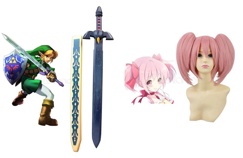 Complementos cosplay baratos
