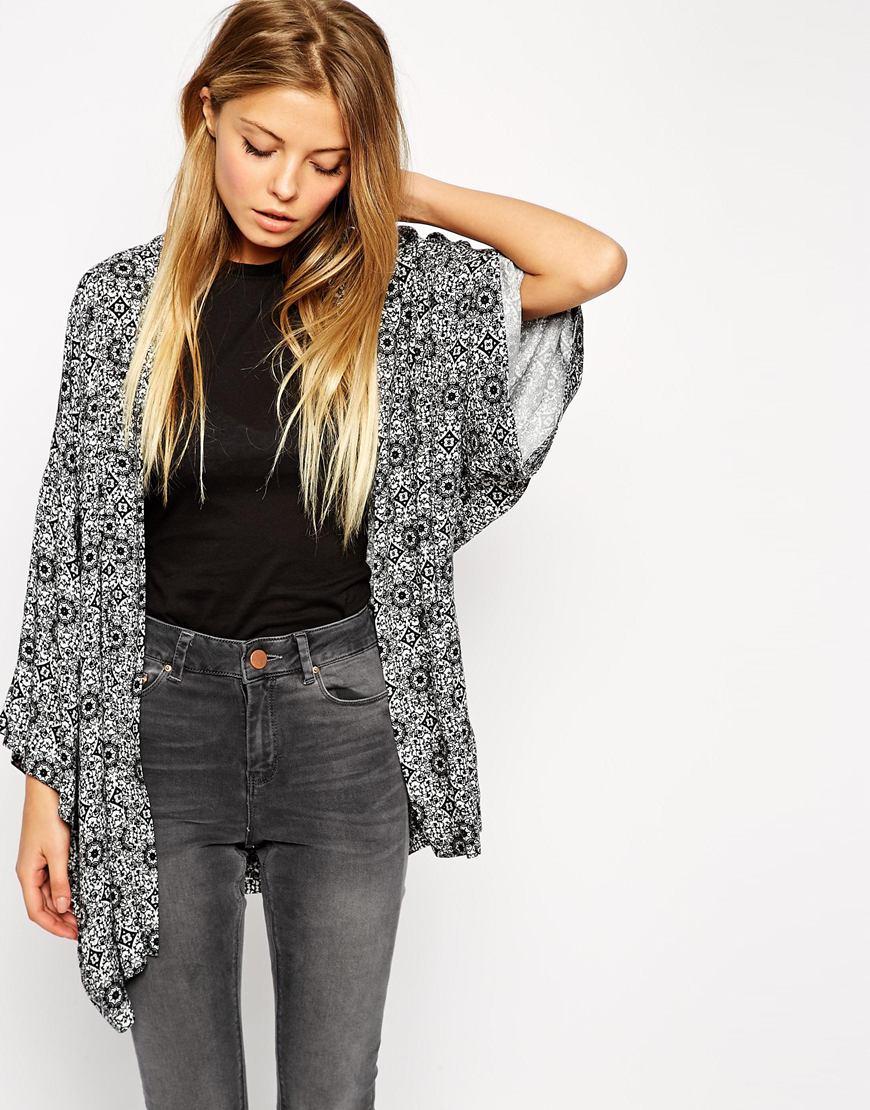 Kimonos baratos online en Asos