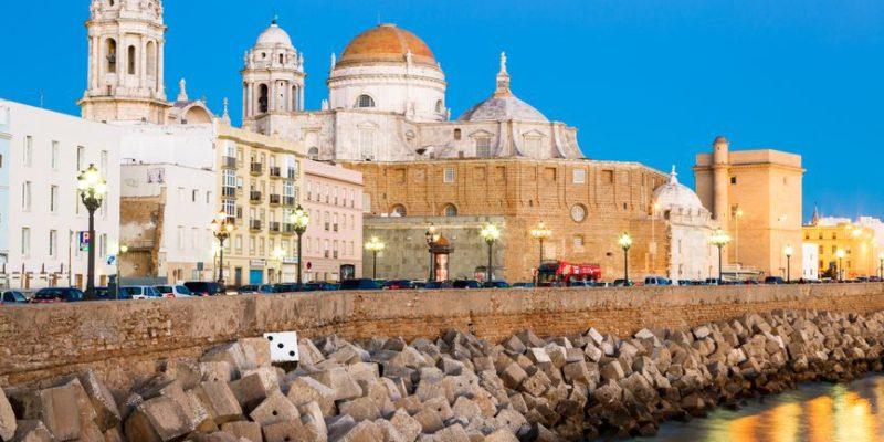 Hoteles económicos en Cádiz