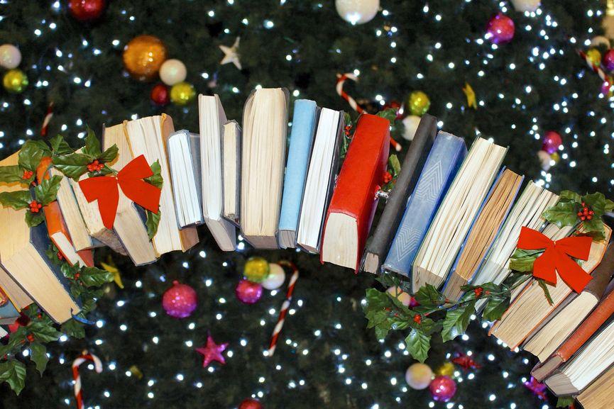 Libros recomendados para Navidad