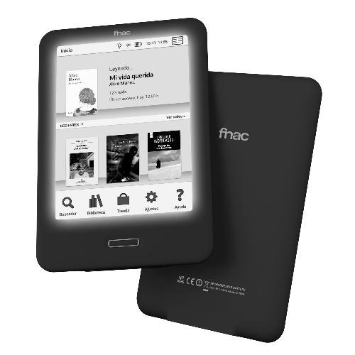 Libros electronicos baratos en Fnac