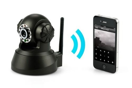Cámaras de seguridad wifi