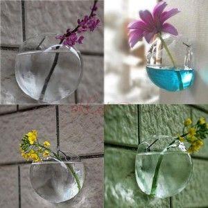 Jarrones de cristal en eBay