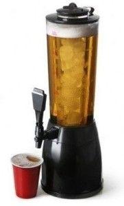 Tirador de cerveza portatil