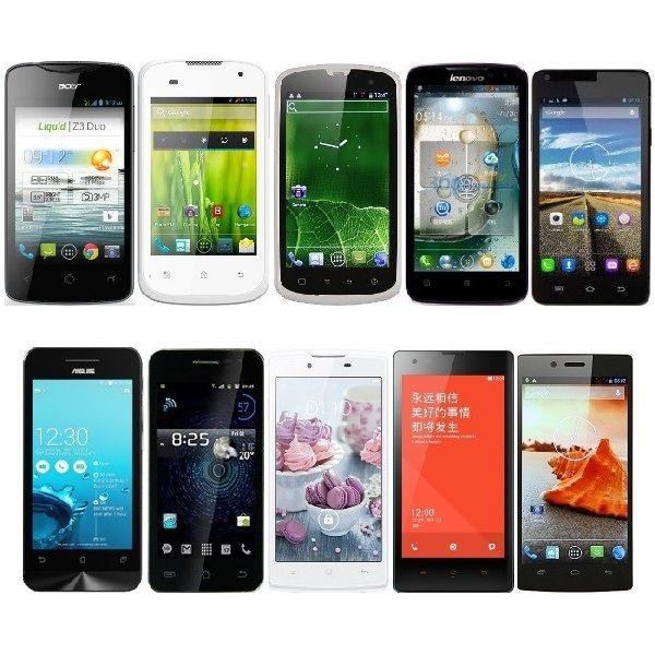 Páginas chinas para comprar móviles económicos