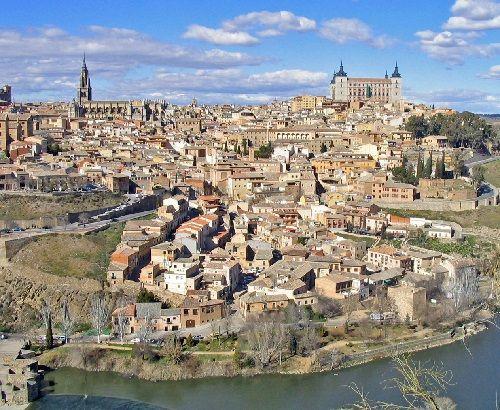 Escapadas de fin de semana baratas en Toledo