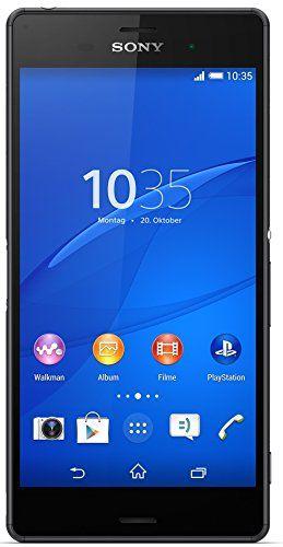 Mejores móviles de 2015 - Sony Experia z3