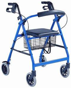 Andadores para ancianos con asiento online