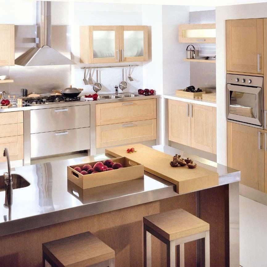 Muebles auxiliares de cocina baratos d nde comprarlos for Donde conseguir muebles baratos