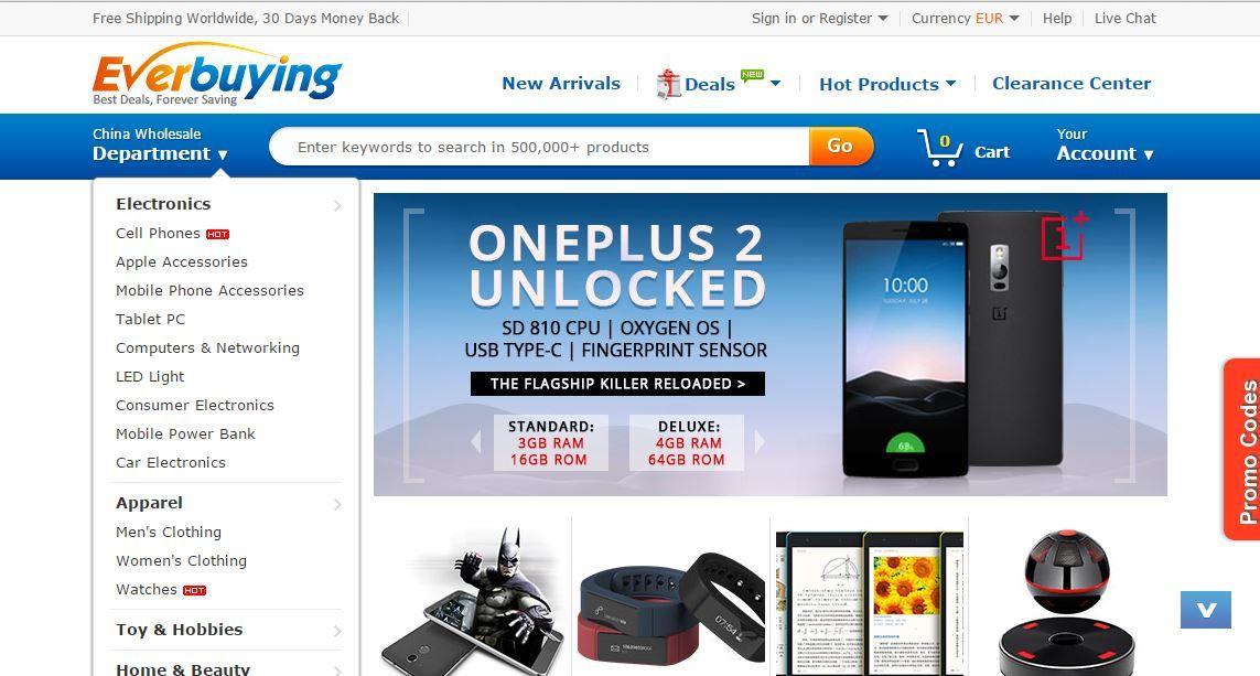 Compras al por mayor online China; Productos chinos baratos