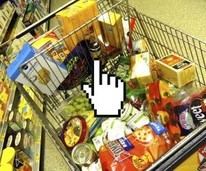 Comida barata por internet