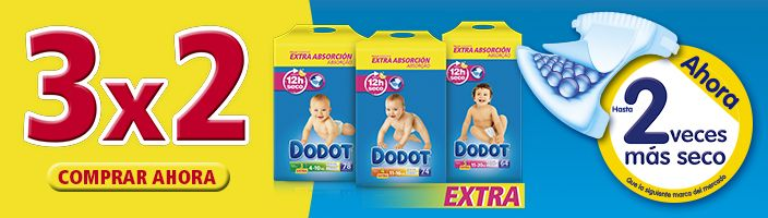 Pañales baratos en Carrefour online