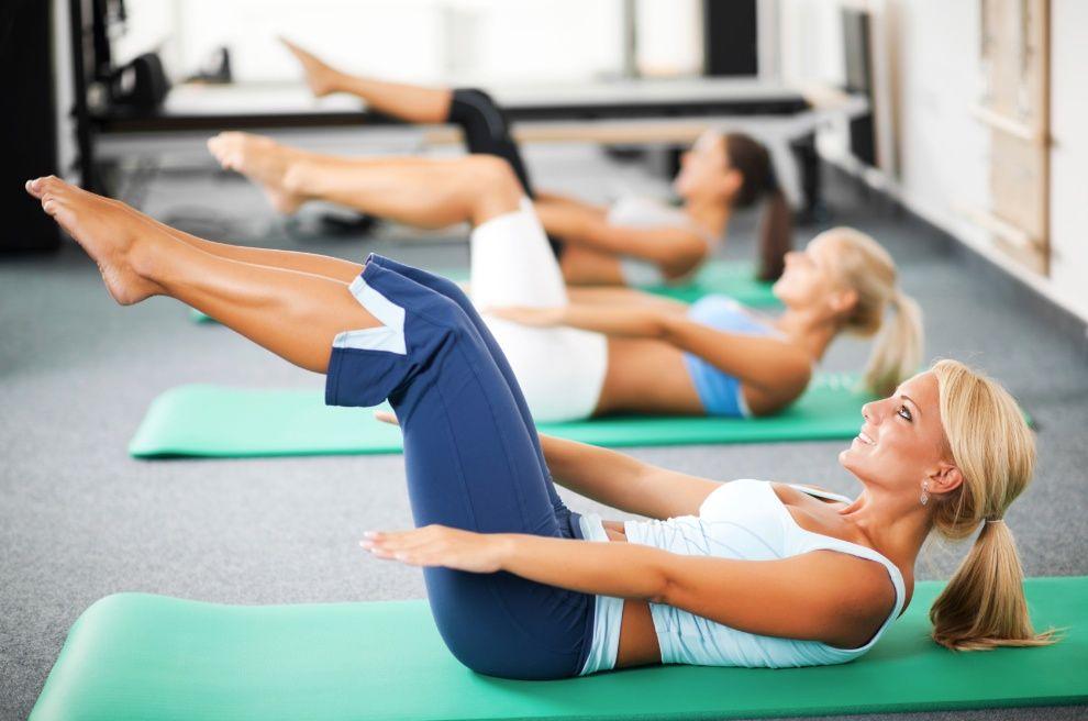 Accesorios para realizar pilates