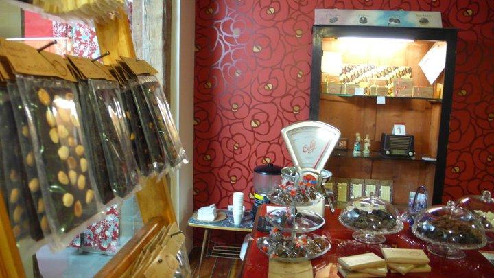 Chocolalabelga tienda Madrid