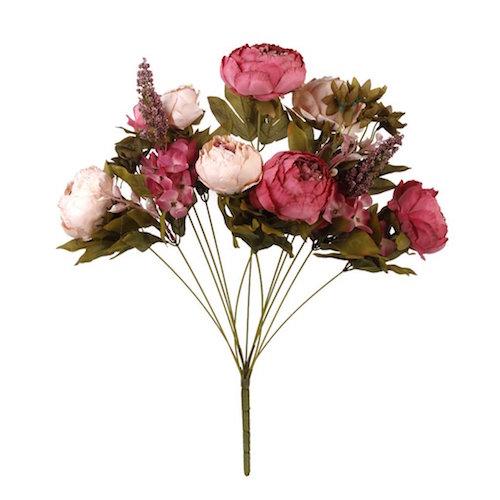 donde comprar flores de tela
