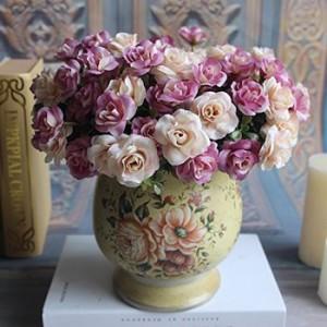flores de tela baratas