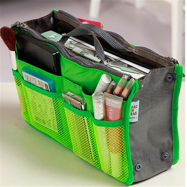 Organizador de bolsos barato