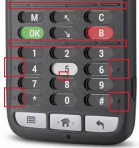 telefonos moviles para invidentes