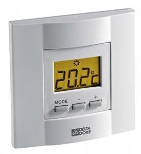 termostato digital inalámbrico