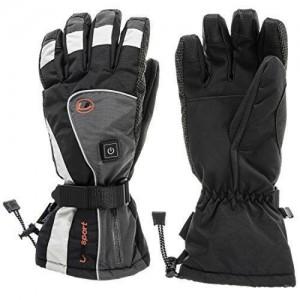 guantes de moto calefactables
