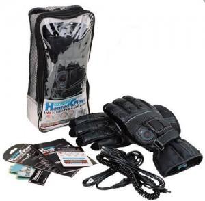 guantes moto calefactables
