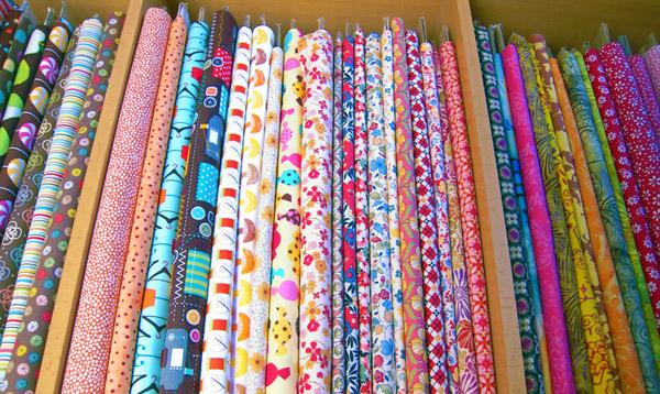 Delantales de patchwork