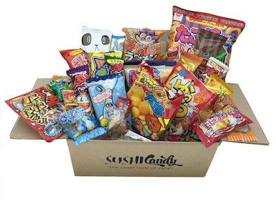 dulces japoneses baratos