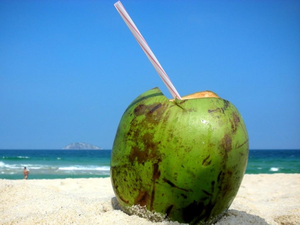 agua de coco 100 natural