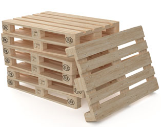 palets de madera baratos