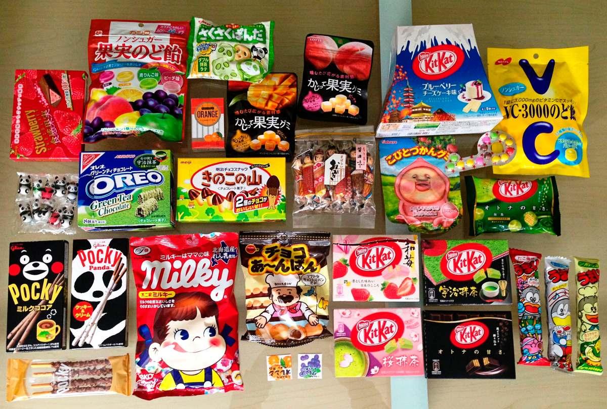 dulces japoneses baratos online