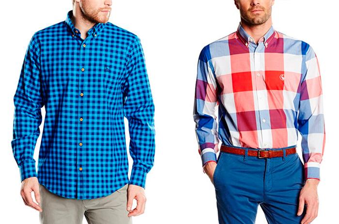 Camisas El Ganso baratas  ¿Dónde comprarlas online   5f258ad058dcb
