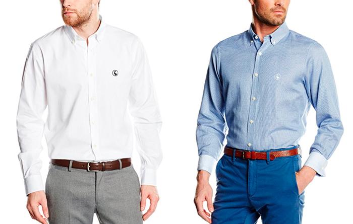 Camisas hombre marcas