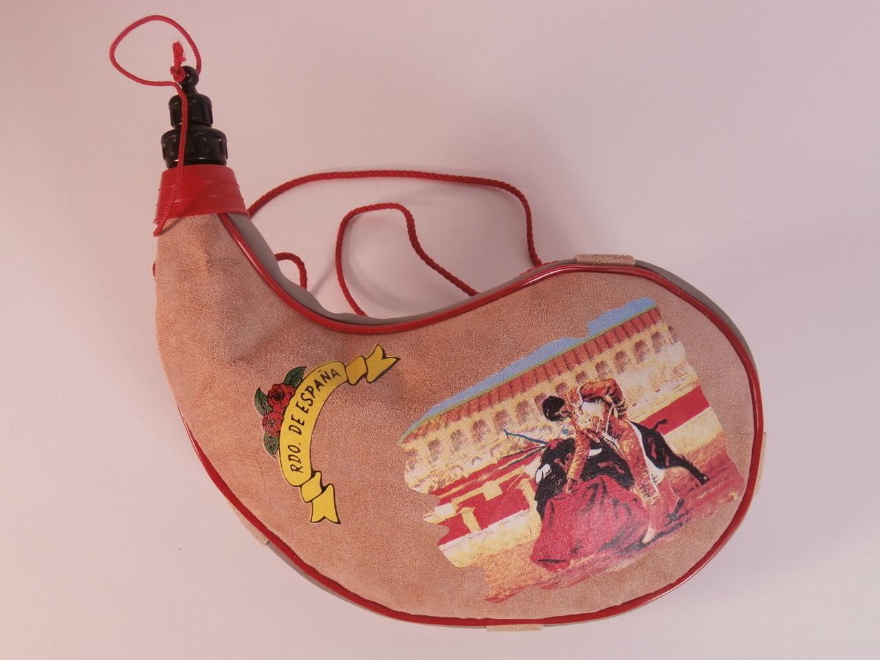 bota de vino tipica de españa