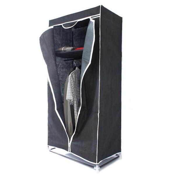 armarios de tela baratos