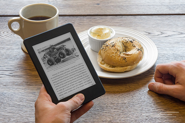 ebook reader kindle amazon