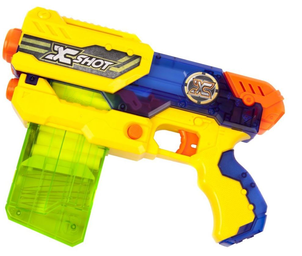 pistola balas goma barata
