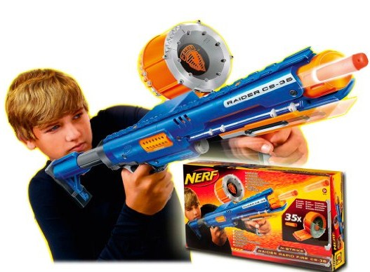 pistola nerf barata online