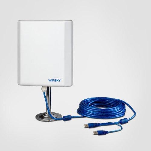 antena wifi de largo alcance