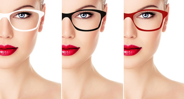 montura de gafas barata