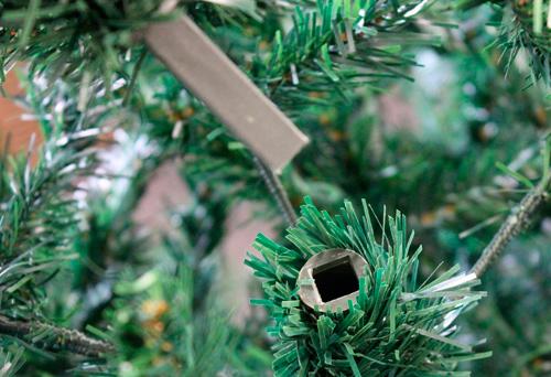 arbol navidad led