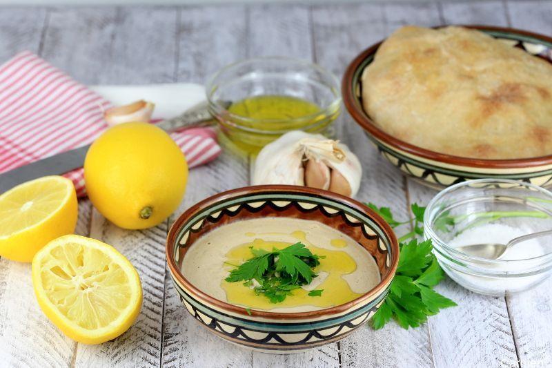 salsa de tahina como prepararla