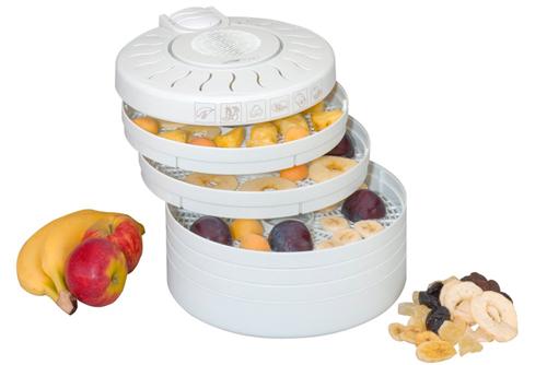 deshidratadoras de frutas