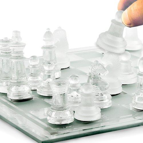 ajedrez cristal barato comprar