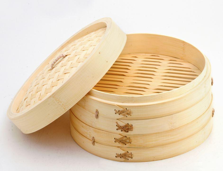 vaporera de bambu barata online
