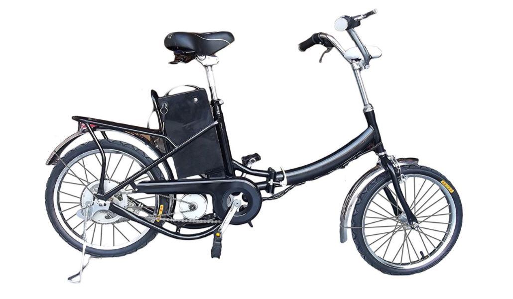 comprar bicicleta electrica de paseo