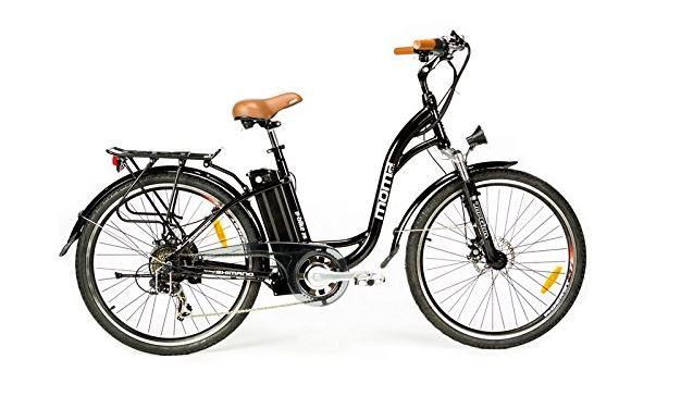 comprar una bicicleta electrica barata