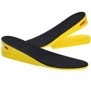 tipos de plantillas para pies
